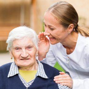 ผู้สูงอายุสมองเสื่อม