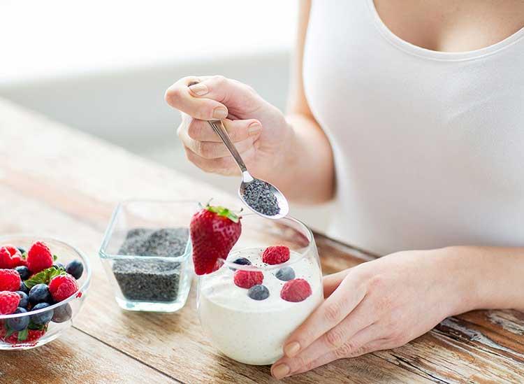 โยเกิร์ตลดความอ้วน สูตรโยเกิร์ตลดหน้าท้อง