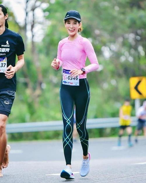 อุปกรณ์เสริมเพื่อสนับสนุนการวิ่งออกกำลังกาย