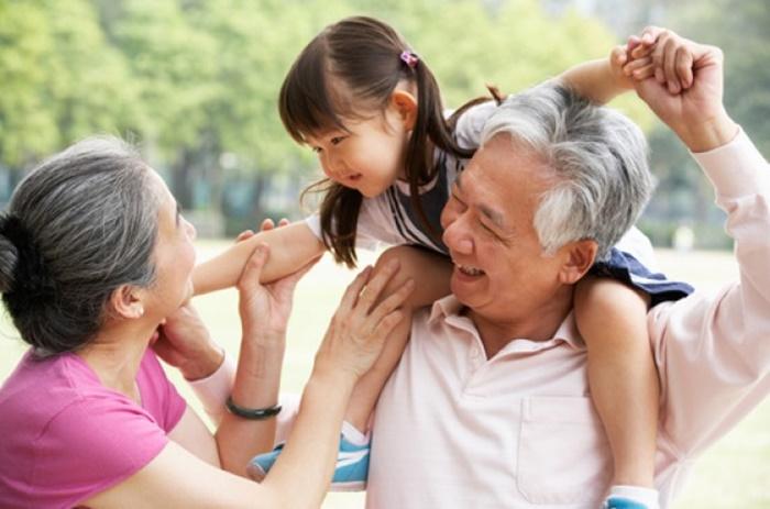 เวย์โปรตีนสำหรับผู้สูงวัย
