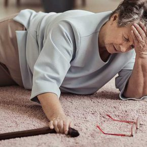 ปัญหาการล้มในผู้สูงอายุ