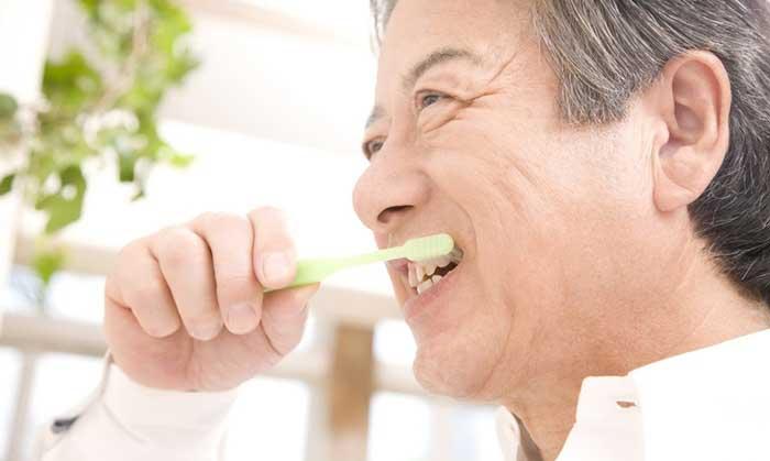 ปัญหาช่องปากผู้สูงอายุ