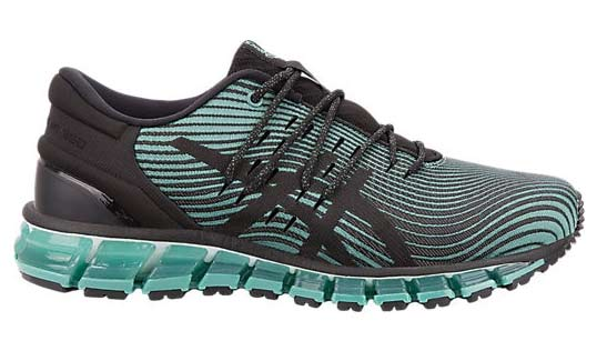 รองเท้าวิ่ง ผู้หญิง Asics รุ่น Gel-Quantum 360 Knit ราคา