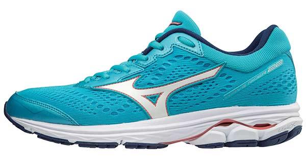 รองเท้าวิ่ง ผู้หญิง Mizuno รุ่น WAVE RIDER 22 WOMEN ราคา