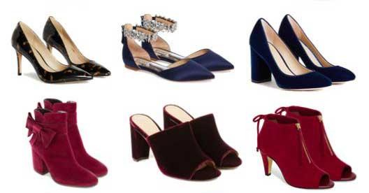 รองเท้าผู้หญิง-ของขวัญวาเลนไทน์