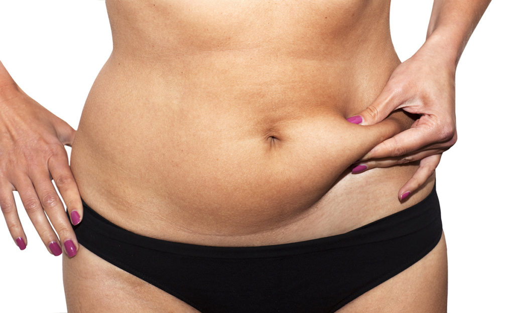 วิธีลดหน้าท้อง-สลายไขมันรอบพุง