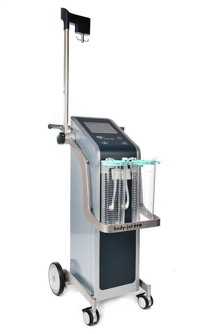 Body jet evo : Water-Jet Assisted Liposuction แรงดันน้ำ