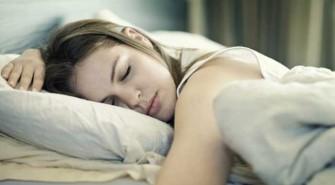 แก้อาการนอนไม่หลับ ด้วยเคล็บลับง่ายๆ